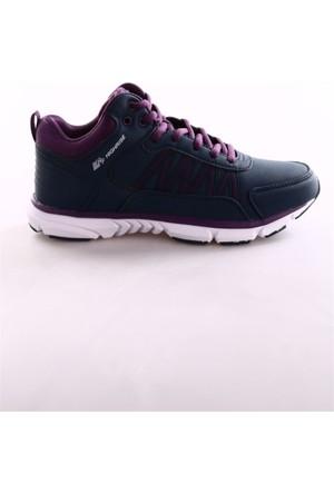 M.P 172-2104Zn Kadın Highrise Zn Running Spor Ayakkabı