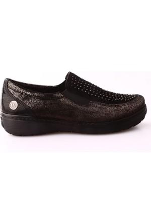 Mammamia D17Ka-740 Kadın Taşlı Günlük Ayakkabı