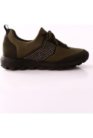 Park Moda K4002 Kadın Stretch Taşlı Spor Ayakkabı