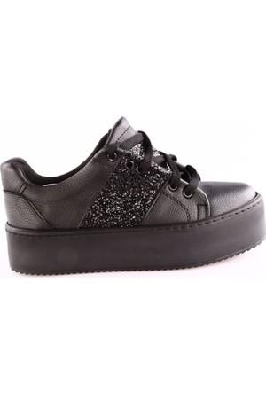 Park Moda K444 Kadın Kalın Taban Sneakers Ayakkabı