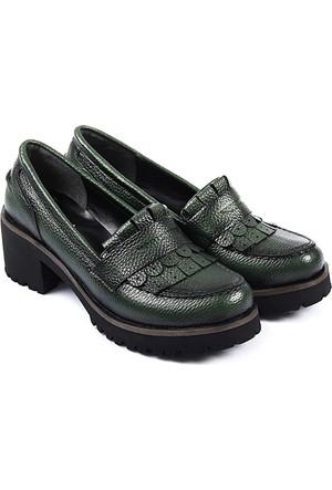 Gön Kadın Ayakkabı Haki 55401