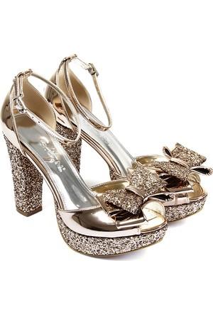 Gön Kadın Ayakkabı Siyah 94773