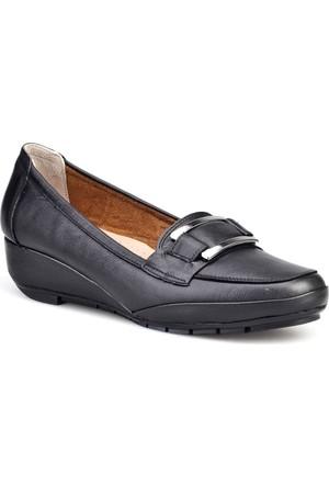 Cabani Tokalı Kadın Ayakkabı Siyah
