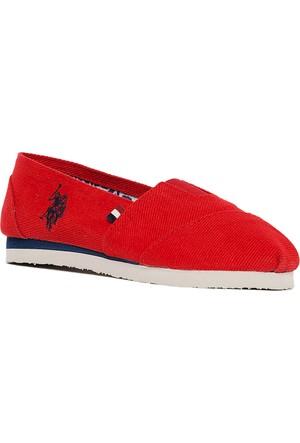 U.S. Polo Assn. Erkek Çocuk Y7Huff Ayakkabı