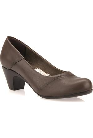 Ziya Kadın Hakiki Deri Ayakkabı 7355 2485