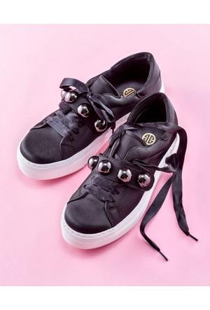 Elle Amorette Kadın Ayakkabı Siyah