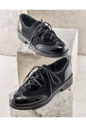 Elle Cande Kadın Ayakkabı Siyah