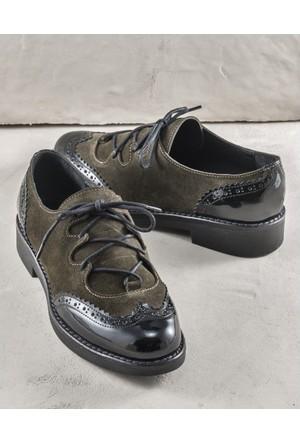 Elle Cande Kadın Ayakkabı Haki