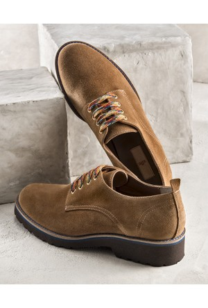 Elle Darias Kadın Ayakkabı Taba
