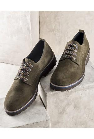 Elle Darias Kadın Ayakkabı Haki