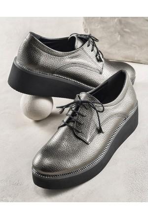 Elle Gianna Kadın Ayakkabı Bronz