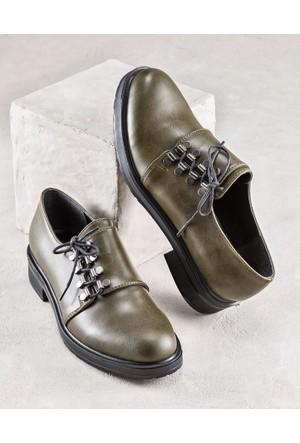 Elle Gina Kadın Ayakkabı Haki