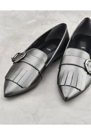 Elle Jo Kadın Ayakkabı Füme