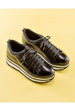 Elle Karley Kadın Ayakkabı Siyah