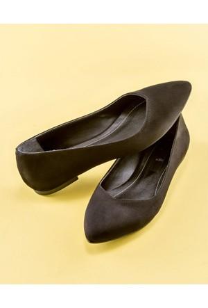 Elle Lanasa Kadın Ayakkabı Siyah