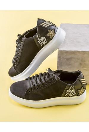 Elle Paule Kadın Ayakkabı Siyah