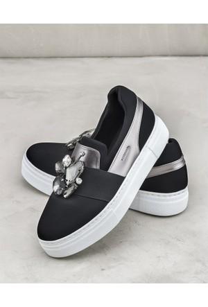 Elle Teodoso Kadın Ayakkabı Siyah