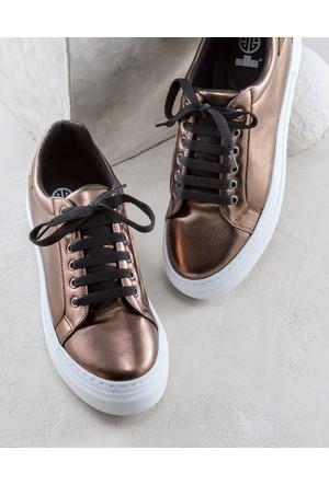 Elle Terryy Kadın Ayakkabı Bakır