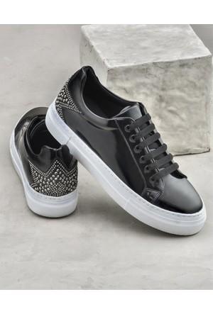 Elle Terryy Kadın Ayakkabı Siyah