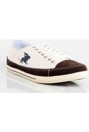 Best Club Erkek Günlük Ayakkabı 32113 Kahve-Beyaz
