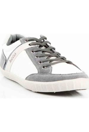 Best Club Erkek Günlük Ayakkabı 32114 Beyaz-Gri