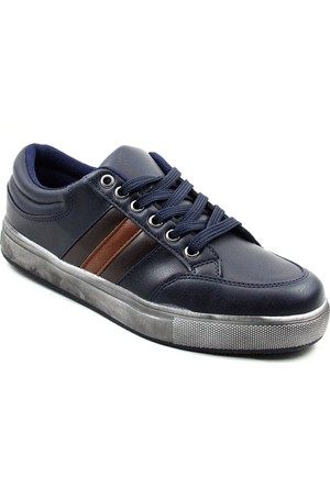 Arex 7517 Erkek Spor Ayakkabı Lacivert