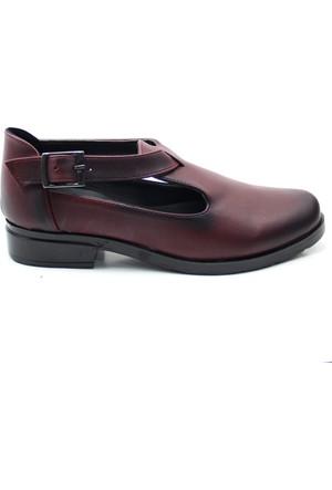 Tofima 523815 Kadın Ayakkabı Bordo