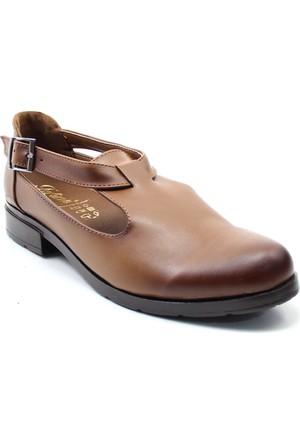 Tofima 523815 Kadın Ayakkabı Taba