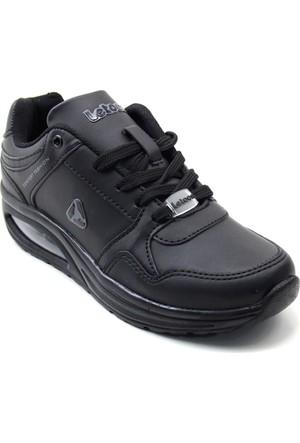 Letoon 5213 Kadın Spor Ayakkabı Siyah