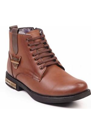 Kent Boots Termal Kürklü Erkek Bot