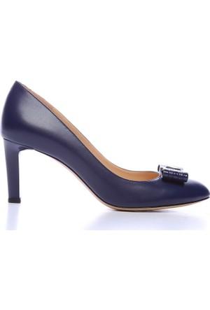 Kemal Tanca 613 23305 Kadın Ayakkabı Lacivert