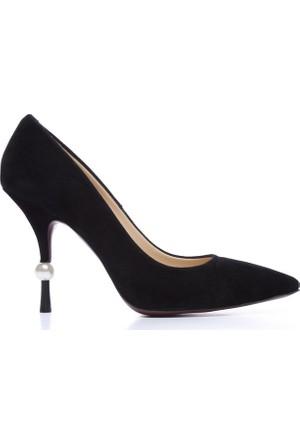 Kemal Tanca 22 632 Kadın Ayakkabı Siyah