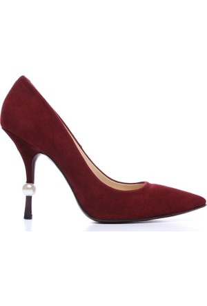 Kemal Tanca 22 632 Kadın Ayakkabı Bordo