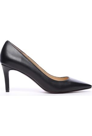 Kemal Tanca 22 656 Kadın Ayakkabı Siyah