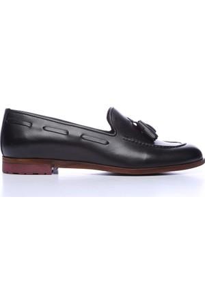 Kemal Tanca 599 7217-1 Kadın Ayakkabı Siyah