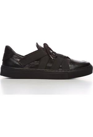 Kemal Tanca 402 1246 Kadın Ayakkabı Siyah