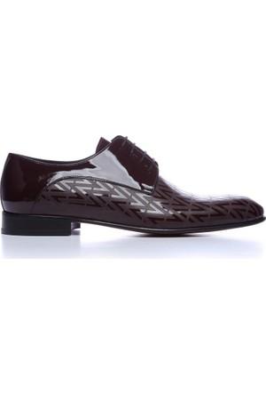 Kemal Tanca 183 2567 K Erkek Ayakkabı Bordo