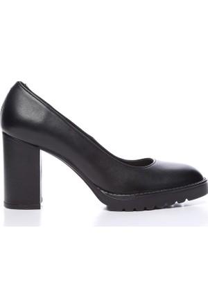 Kemal Tanca 248 29101 Kadın Ayakkabı Siyah