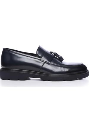 Kemal Tanca 424 4823 Pl Erkek Ayakkabı Lacivert