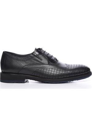 Kemal Tanca 537 332412 Erkek Ayakkabı Siyah