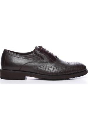 Kemal Tanca 537 332412 Erkek Ayakkabı Kahverengi