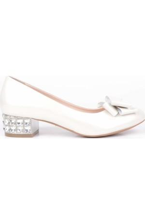 Kemal Tanca 122 1541 Kadın Ayakkabı Beyaz