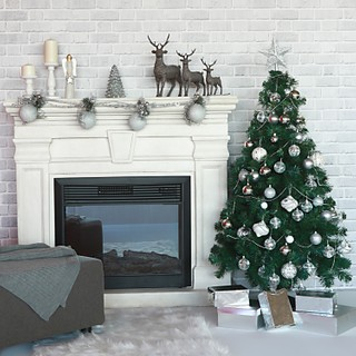 Hepsi Home Yılbaşı Çam Ağacı 152 cm SYCT-1604