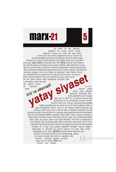 Marx21 (5): Kriz Ve Alternatif - Yatay Siyaset-Kolektif