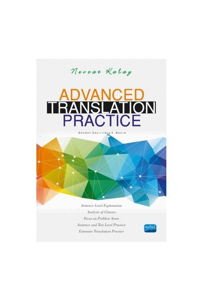 Advanced Translation Practice-Nevzat Kalay