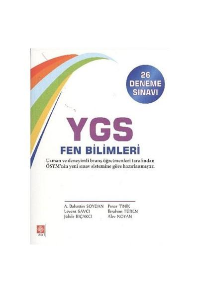 Ekin YGS Fen Bilimleri (26 Deneme Sınavı)