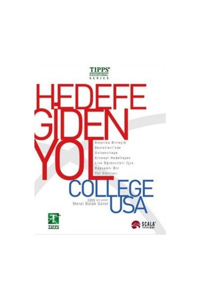 Hedefe Giden Yol: College Usa-Meral Bolak Gürol