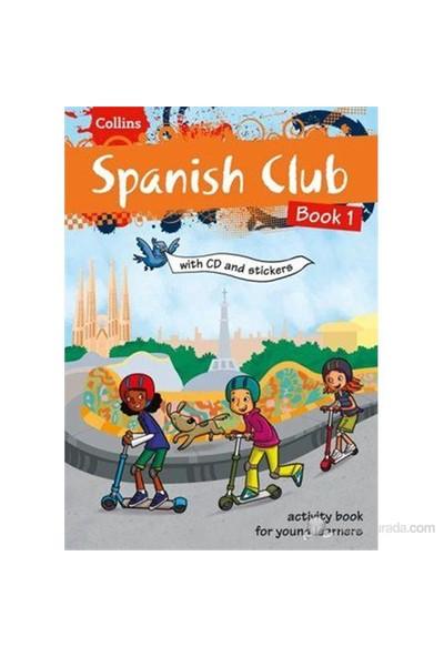 Collins Spanish Club 1 +Stickers +CD