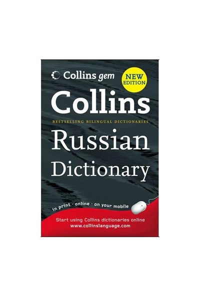Collins Russian Dictionary (gem)