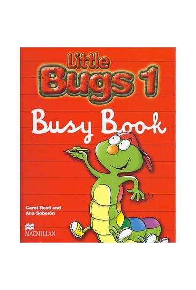 Macmillan Little Bugs 1 Busy Book